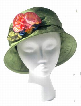 Grass Hat  |  Goody Goody